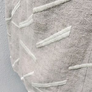 Anthropologie Jackets & Coats - ELEVENSES Anthropology Linen Embroidered Coat